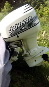 115  Johnson outboard
