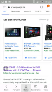 2-DIN Multimedia DVD Receiver with 6.1 Touchscreen