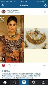 Indian Imitation Jewelry-Bollywood, Bridal, Party, Casual