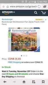 Ravensburger puzzles Campbell River Comox Valley Area image 2