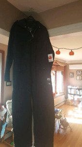 Working King winter coveralls