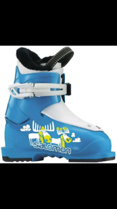 Salomon T1 Ski Boot size 17