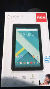 """RCA Voyager III 7"""" Tablet 16gb"""