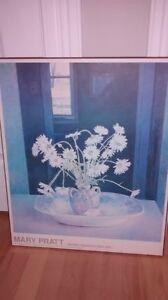 Mary Pratt - Daisies against a Dark Hall St. John's Newfoundland image 1