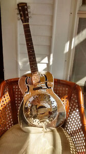 Guitare Dobro Johnson AXL 998