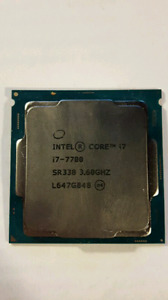 I7 7700 3.6ghz *NEVER USED*