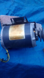 two electric blower motors for furnace