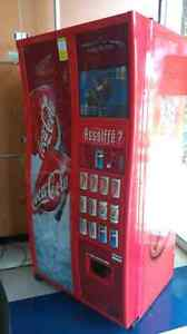Coke Machine etre en business tout suite