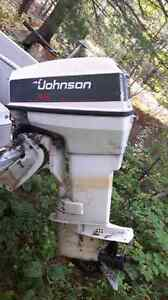 Boat motor 48hp