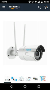 Reolink RLC410WS 4MP Wireless Security IP Camera with Dual Band