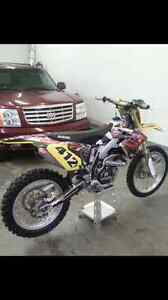 2010 RM  Z 450 - Great Christmas Present Priced to Sell!