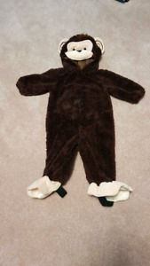 9mo monkey costume EUC
