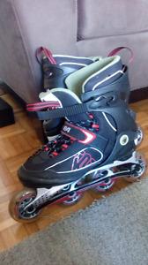 K2 Power 84 Inline Skates