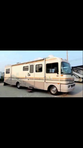 Looking to rent a motorhome for a weekend