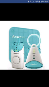 Angelcare sound and movement monitor!