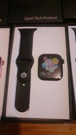 Pro Smart Watch Series 5 - 44mm - Bluetooth, Heart rate monitor UK