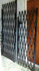Security Grills for sale!