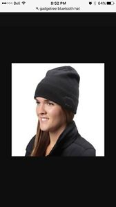 Bluetooth wireless headphone toque hat Strathcona County Edmonton Area image 1