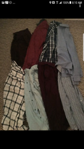 Huge LOT of guy's clothing size medium EXCELLENT condition