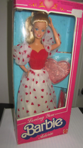 1983 Loving You Barbie (Adorèe)