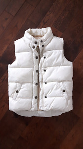 Gap girls Size small down vest