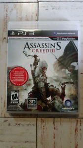 Assassin's Creed 1, 2 and 3