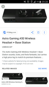 Astro a50 base station only
