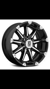 Looking for aftermarket 20 inch rims !!