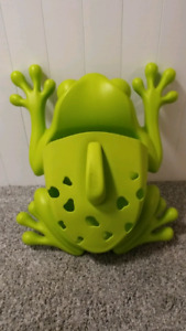 Boon Bathtub Frog Toy Organizer