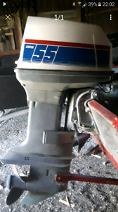 55hp commercial a letats neuf