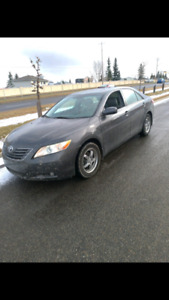 2007 Toyota Camry XLE limited