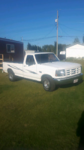 1995 2wd f150.LOW KMS