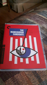 Criterion Collection The Manchurian Candidate Blu Ray For Sale