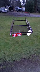 SOLID STEEL RACK FOR PICKUP TRUCK London Ontario image 2