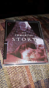 Criterion Collection The Immortal Story Blu Ray For Sale