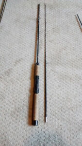 SPINNING ROD GRAPHITE