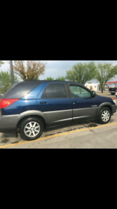 2003 7 seater buick rendezvous must see!