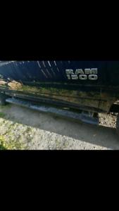 Ram oem step bars