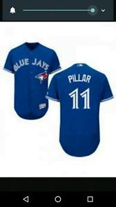 $50 Blue Jays Jersey Kevin Pillar Size Medium