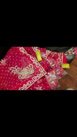 Asian wedding dress/gown
