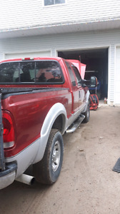 2003 Ford F-350 6L 6-speed