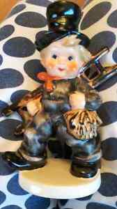 "GOEBEL HUMMEL FIGURINE "" CHIMNEY SWEEP "" KF40 Strathcona County Edmonton Area image 1"