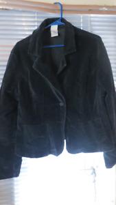 ladies jacket size 3x