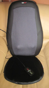 Deep Kneading Shiatsu Massage Cushion with Heat- Obusforme