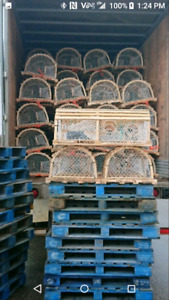 HACKETT New and Used PEI Lobster Traps straight from Tignish