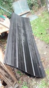 metal roofing have 3 sheets 34x10 long $45 takes thm