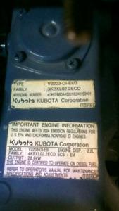WANTED: V2203-DI Kubota