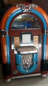 Juke box and dock