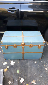 Coffre / Malle Antique - Vintage Chest