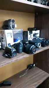 Cameras and Camcorders 20% Off!